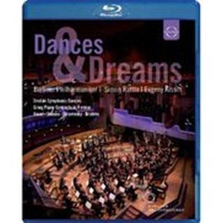 Dances and Dreams (Gala From Berlin 2011) (Evgeny Kissin/ Berliner Philharmoniker/ Sir Simon Rattle) (Euroarts: 2058724) [Blu-ray]
